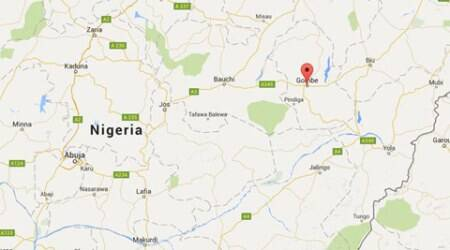 Nigeria, twin blasts, nigeria twin blasts, northeast Nigeria, nigeria Gombe blasts, nigeria news, world news, middle east news, indian express news