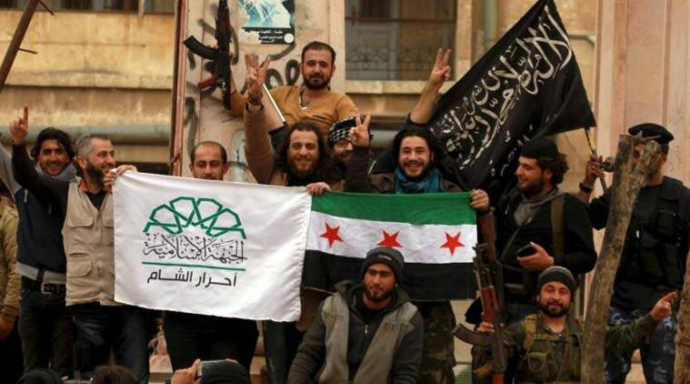 The Nusra Front, which Washington has designated a terrorist organisation, has a track record of crushing U.S.-backed rebels in Syria. (Source: Reuters)