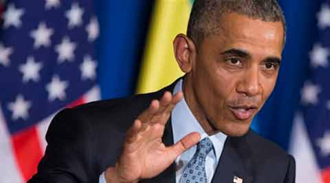Barack Obama challenges Ethiopia on democracy, praises Shebab fight