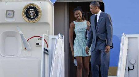 Obama, Barack Obama, Obama daughters, Obama news, United States, Obama Sasha, Obama Malia, Obama New york, Michelle Obama