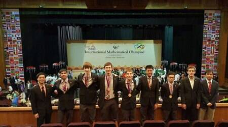 International Mathematical Olympiad, US International Mathematical Olympiad, US olympiad, US olympiad indian origin, Shyam Narayanan, Yang Liu Patil