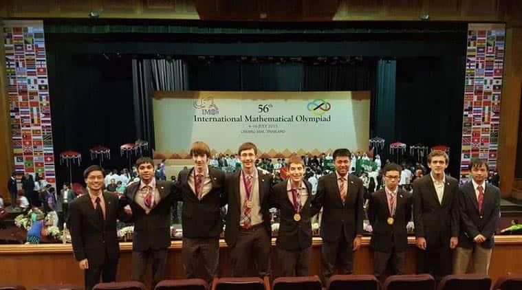 International Mathematical Olympiad, US International Mathematical Olympiad, US olympiad, US olympiad indian origin, Shyam Narayanan, Yang Liu Patil, indians abroad, indian express news