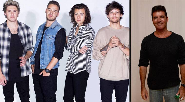 One Direction Might Take A Break Says Simon Cowell Entertainment News The Indian Express