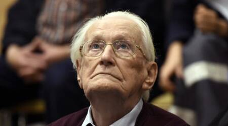 Auschwitz accountant convicted of 300,000 counts of accessory to murder of Jews