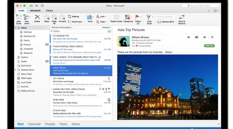 microsoft office 2016 arrives for mac users