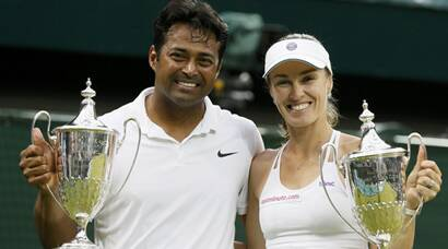 Wimbledon 2015: At 42, Leander Paes clinches his 16th Grand Slam