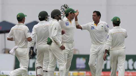 Pakistan vs Sri Lanka, Pakistan vs Sri Lanka Score, Sri Lanka vs Pakistan, PaK vs SL, SL vs Pak, Younis Khan, Shan Masood, Angelo Mathew, Sports News, Sports