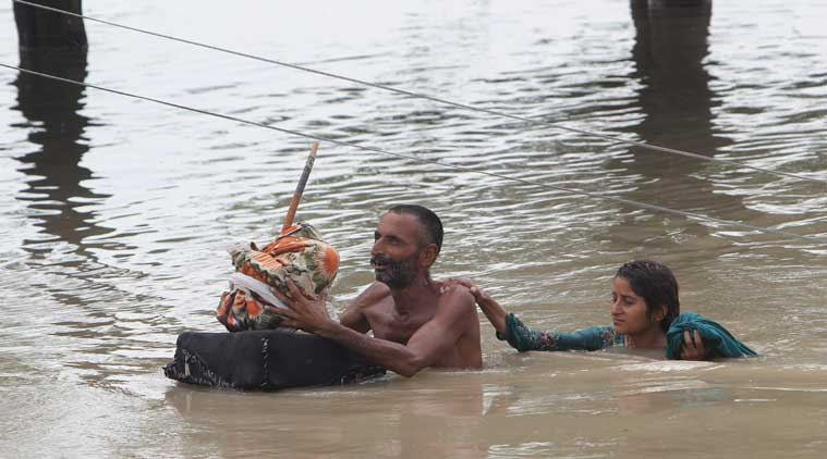 pakistan, pakistan floods, pakistan flood deaths, pakistan flood death toll, pakistan monsoon floods, pakistan monsoon, monsoon flood pakistan, monsoon pakistan, pakistan weather, pakistan news, world news, indian express
