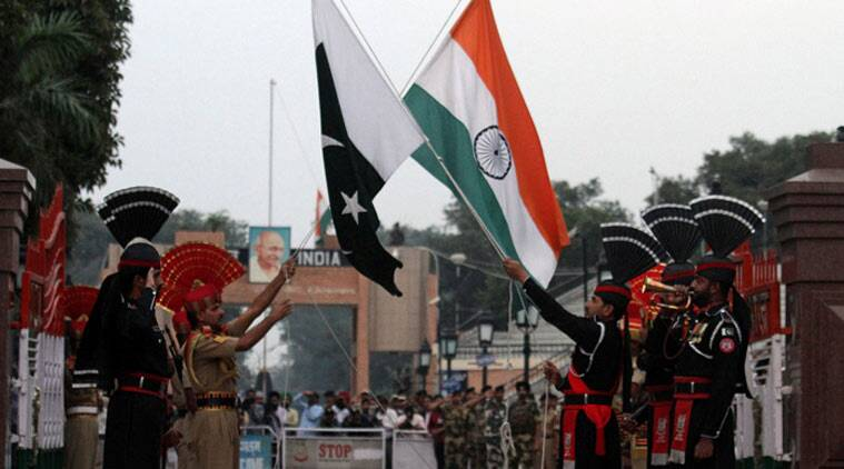 Eid, eid al-fitr, india pakistan eid, wagah border eid, ceasefire violations, india pakistan ceasefire violations, india eid, pakistan eid, BSF, Pakistan Rangers, india pakistan news, indian express news