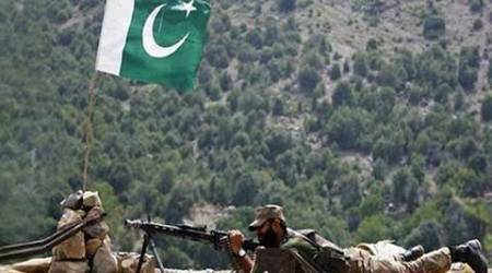 Pakistan Rangers target 12 border outposts with mortar bombs