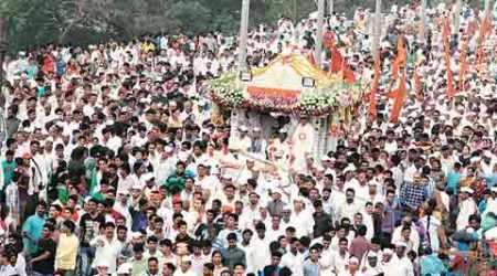 This year's palkhi procession, warkaris will walk with a clean message