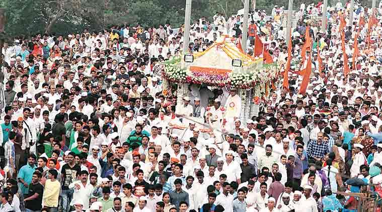 Sant Dnyaneshwar, palkhi procession, Sant Tukaram, Swachh Bharat Abhiyan, narendra Modi campaign, PMC, pune mews, city news, local news, pune newsline, Indian Express