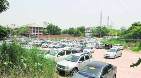 Contract allotted for multi-level parking outside Mini-Secretariat