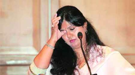 'I have done no wrong,' says Pankaja Munde after opposition levels corruption allegations againsther