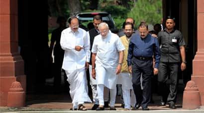 Monsoon Session, Parliament Monsoon Session, Narendra Modi, Rahul Gandhi, Arun Jaitley, Sushma Swaraj, Murali Manohar, Rajnath Singh, Venkaiah Naidu, Sumitra Mahajan, Ram Vilas Paswan, Niranjan Jyoti, Shanta Kumar, Shashi Tharoor, Kailash Vijayvargiya, Anurag Thakur, Manohar Parrikar, Mayawati, Ravi Shankar Prasad, Vijay Goel, Anand Sharma, Sitaram Yechuri, Satish Mishra, Mukhtar Abbas Naqvi