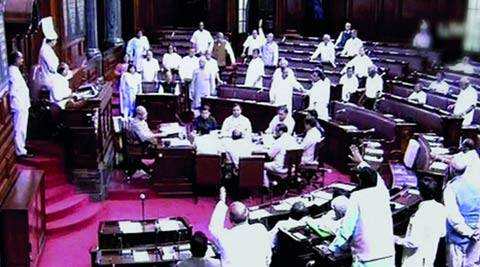 Logjam in Upper House drags on