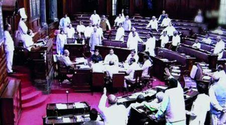 'Honourable exit' for Congress is to have a debate in House: BJP