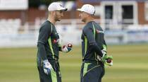 Nevill gets nod over Haddin for 3rd Ashes Test