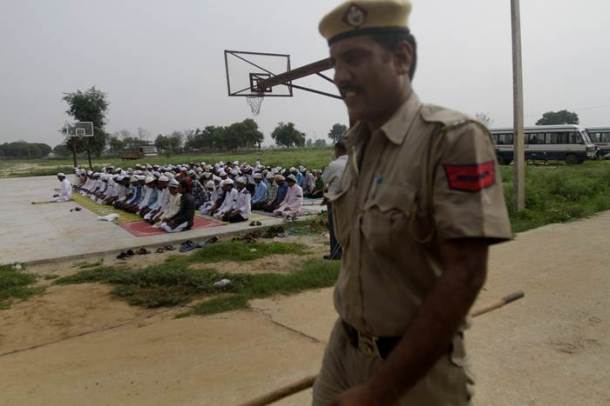 Eid al-fitr, ramadan, holy month of ramadan, ramzan, mosque, eid namaz, ballabhgarh riots, atali riots, communal riots, communal tension, india news, news