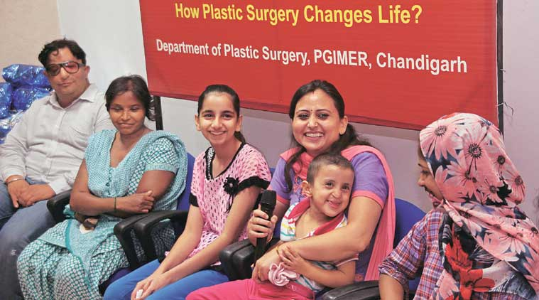 National Plastic Surgery Day, PGIMER, Plastic Surgery, Chandigarh news