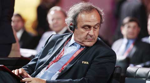 Michel Platini to stand for FIFA president