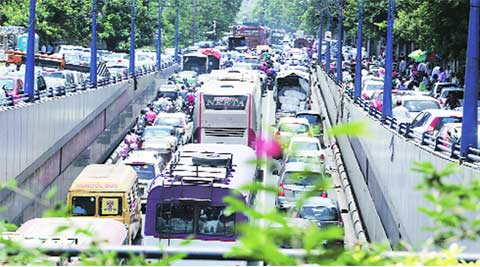 Gurgaon: After 3 car-free days, lesser cars on roads, drop in pollution levels