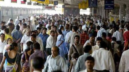 India's population as of 5pm today: 127,42,39,769 andgrowing
