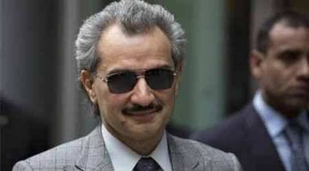 Billionaire Saudi prince Alwaleed bin Talal vows to donate $32 billion fortune to charity