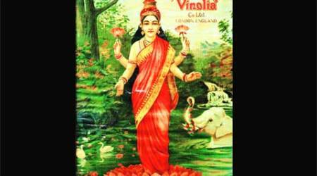 From Paint to Press: An exhibition of vintage prints celebrates Raja Ravi Varma's popular iconography
