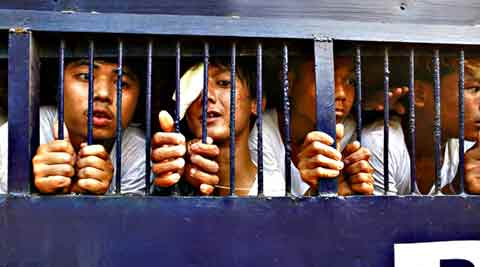 Myanmar prisoners, Prisoners released, military intelligence, pro-democracy activists, Myanmar general elections, World news