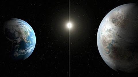 Kepler-452b, New planet, earth look alike, Earth twin, NASA, problematics, indian express problematics, india news