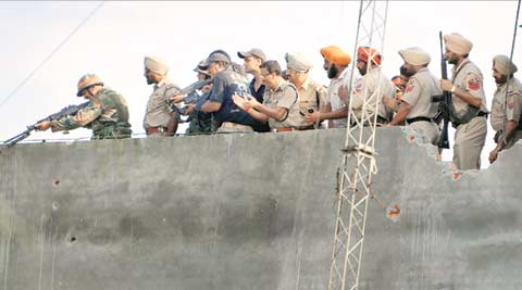 Gurdaspur terror attack: GPS shows terror team from Pakistan, got drug cartel help too