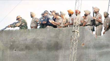 Gurdaspur attack: GPS shows terror team from Pak, got drug cartel help too
