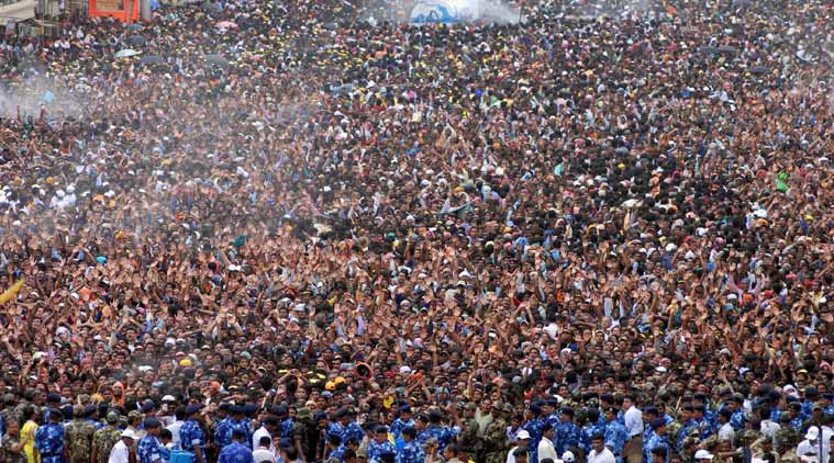 Puri, Puri Rath yatra, Puri stampede, Puri rath yatra stampede, Nabakalebara Rathyatra, Puri Nabakalebara Rathyatra, Puri news, Odisha news, India news, latest news, top stories