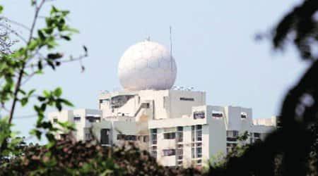 doppler radar, radar stop working, radar working, DWR, UPS, BHEL, mumbai news, city news, local news, maharashtra news, Indian Express