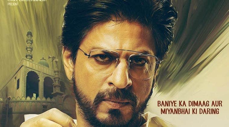 Shah Rukh Khan, Raees, Raees teaser, SRK Raees,