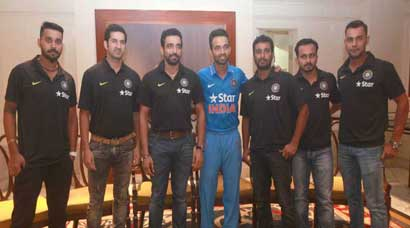 Rahane-led India depart for Zimbabwe