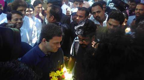 Rahul Gandhi interacts with students at FTII Pune, says will back demands