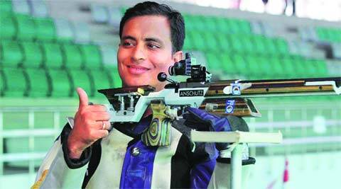 Sanjeev Rajput, Commonwealth Games, CWG, Shooting India, Sanjeev Rajput Shooting, rio olympics, 2016 olympics, rio 2016 olympics, rio 2016, shooting news, shooting