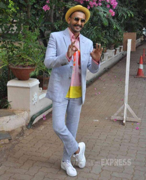 ranveer singh, actor ranveer singh, ranveer singh style, ranveer singh style file, ranveer singh pics, ranveer singh pictures, ranveer singh birthday, happy birthday ranveer singh, ranveer singh age, ranveer singh turns 30, ranveer singh quirky styles, entertainment news