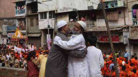 Double Celebrations : Enthusiasm, peace, harmony, mark Rath Yatra, Eid festivities