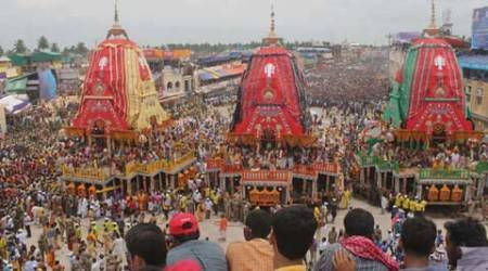 Odisha: Muslims take part in Rath Yatra festival in Kendrapara