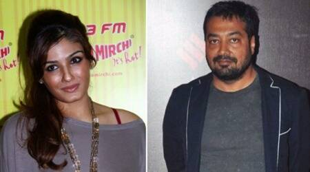 Raveena Tandon, Actress Raveena Tandon, Raveena Tandon Bombay Velvet, Anurag Kashyap, Filmmaker Anurag Kashyap, Raveena Tandon Anurag Kashyap, Raveena Tandon Return Gift, Raveena Tandon Movies, Raveena Tandon Mum, Raveena Tandon Anurag Kashyap movies, Entertainment News