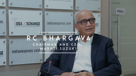 RC Bhargava On The Rationale Behind New Premium Showrooms Network Called Nexa