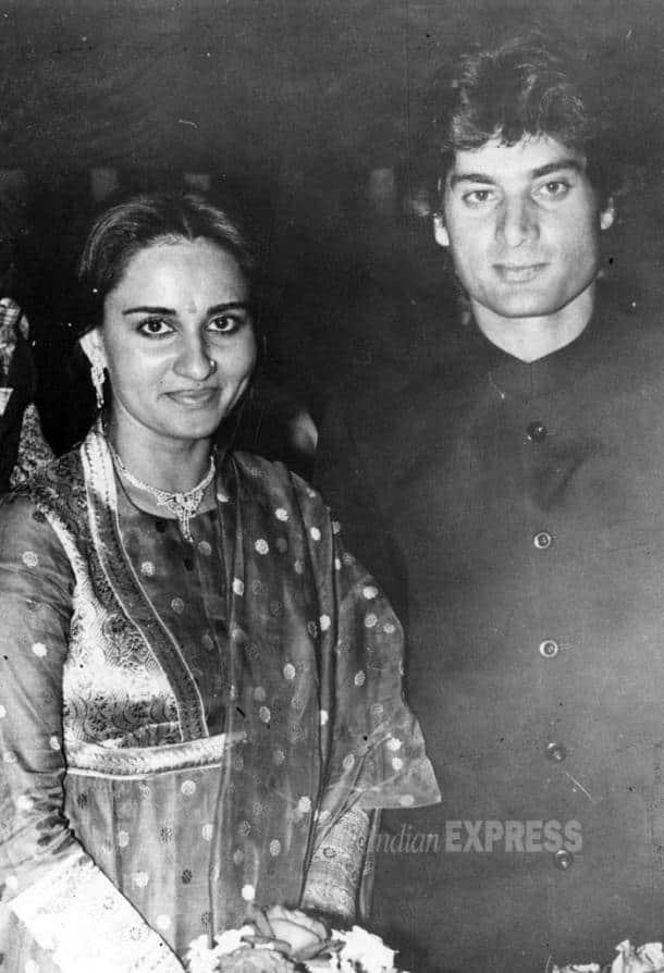 Reena Roy, Mohsin Khan