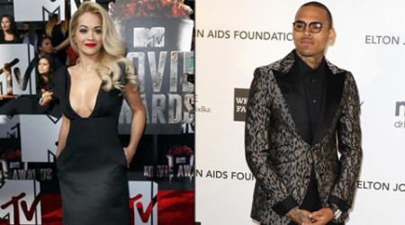 Chris Brown, Rita Ora, singer Chris Brown, singer Rita Ora, Chris Brown Rita Ora, Chris Brown songs, Rita Ora songs, entertainment news