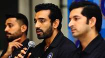 Robin Uthappa sings redemption song