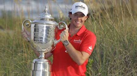 Rory McIlroy suffers severe ankle injury ahead of British Open