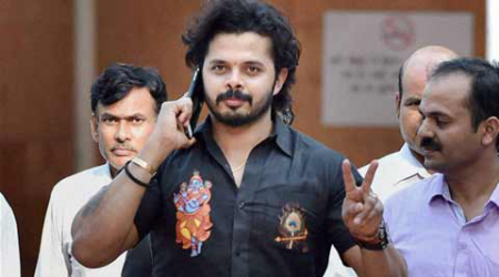 ipl, ipl 6, ipl spot fixing, S Sreesanth, S Sreesanth spot fixing, S Sreesanth IPL, S Sreesanth verdict, BCCI, Kerala Cricket Association, IPL spot Fixing, Sports news, Sreesanth, Ajit Chandila, Ankeet Chavan, Sports, ipl 6 spot fixing case, ipl 6 betting, betting, cricket betting, lalit modi, cricket news, sports news