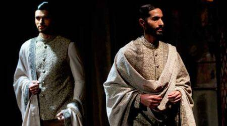 Sabyasachi, Louboutin open India Couture Week